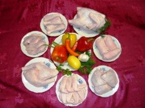 Популярные полуфабрикаты из мяса птицы.