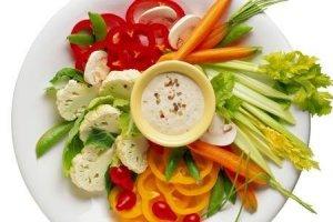 Готовые полуфабрикаты для вегетарианцев.
