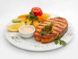 Как делают полуфабрикаты из рыбы: стейки